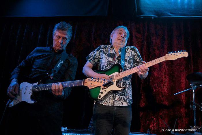Terry Taylor & Elliott Randall