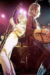 With Steve Marriott