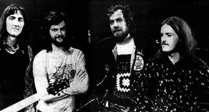 TEMPEST: Allan Holdsworth, Jon Hiseman, Paul Williams, Mark Clarke