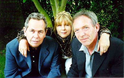 Michael Dunford, Annie Haslam, Terry Sulliva