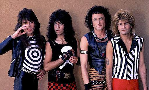 My Collections: Quiet Riot
