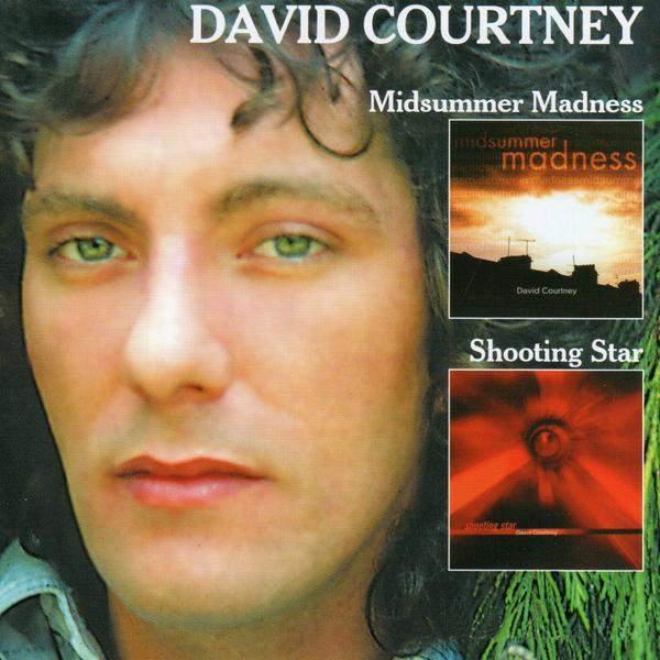 DAVID COURTNEY - Midsummer Madness / Shooting Star
