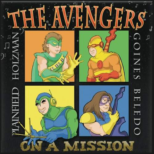 THE AVENGERS - On A Mission