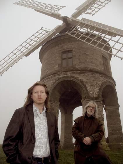 Oliver Wakeman and Gordon Giltrap