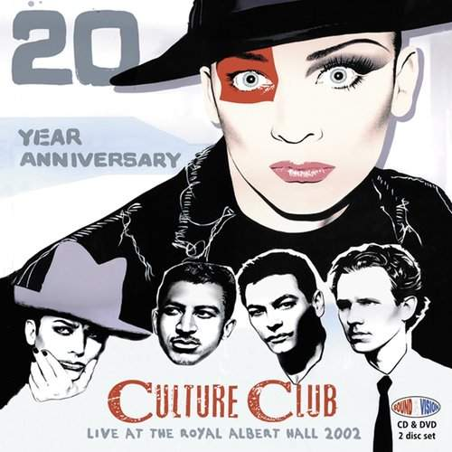 CULTURE CLUB - 20 Year Anniversary: Live At The Royal Albert Hall 2002