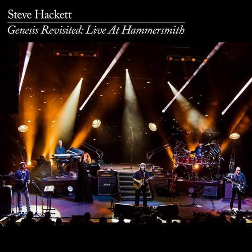 STEVE HACKETT - Genesis Revisited: Live At Hammersmit