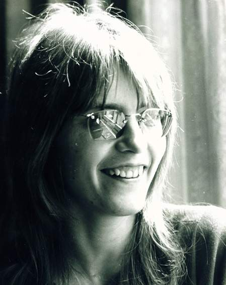 Judy in 1972