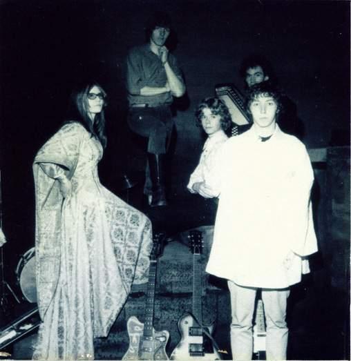 FAIRPORT CONVENTION, Savile Theatre, October 1967