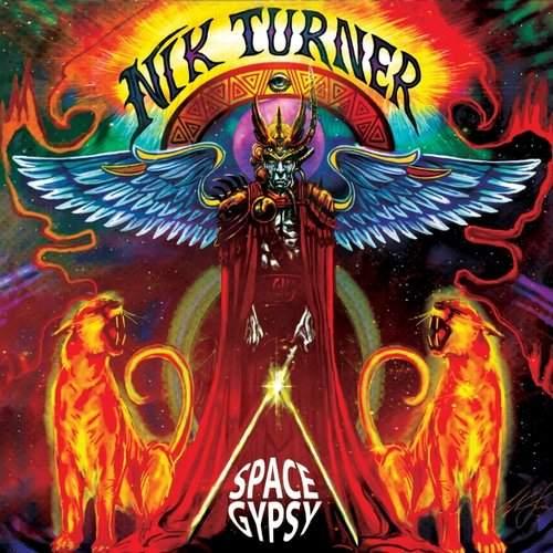 NIK TURNER - Space Gypsy