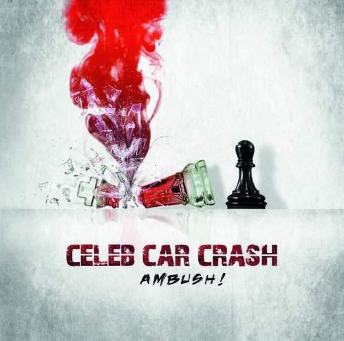 CELEB CAR CRASH - Ambush!
