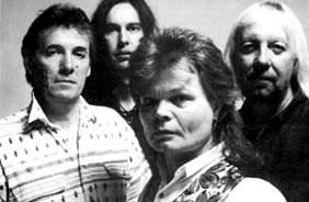 QUATERMASS II: <br />Nick Simper, Bernie Torme, <br />Peter Taylor, Mick Underwood