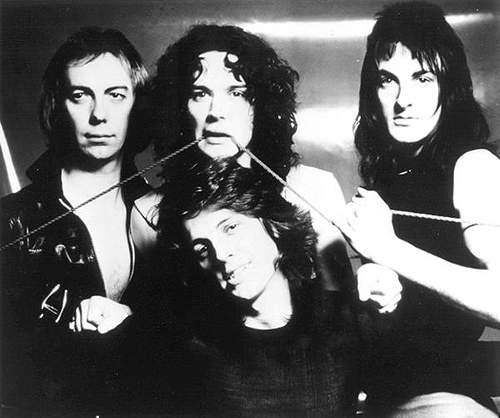 STRAPPS: (clockwise) <br />Mick Underwood, Joe Read, Noel Scott, Ross Stag