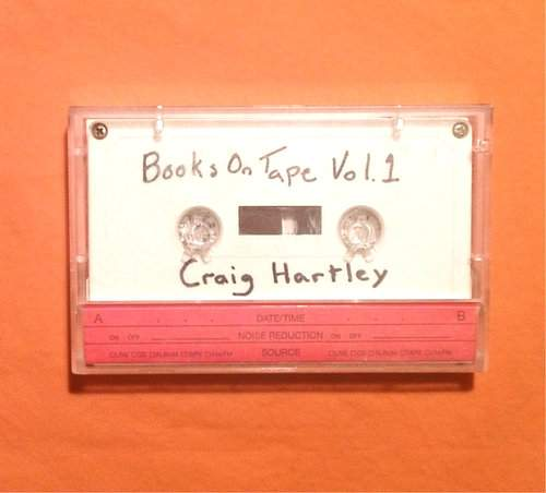 CRAIG HARTLEY - Books On Tape Vol. 1