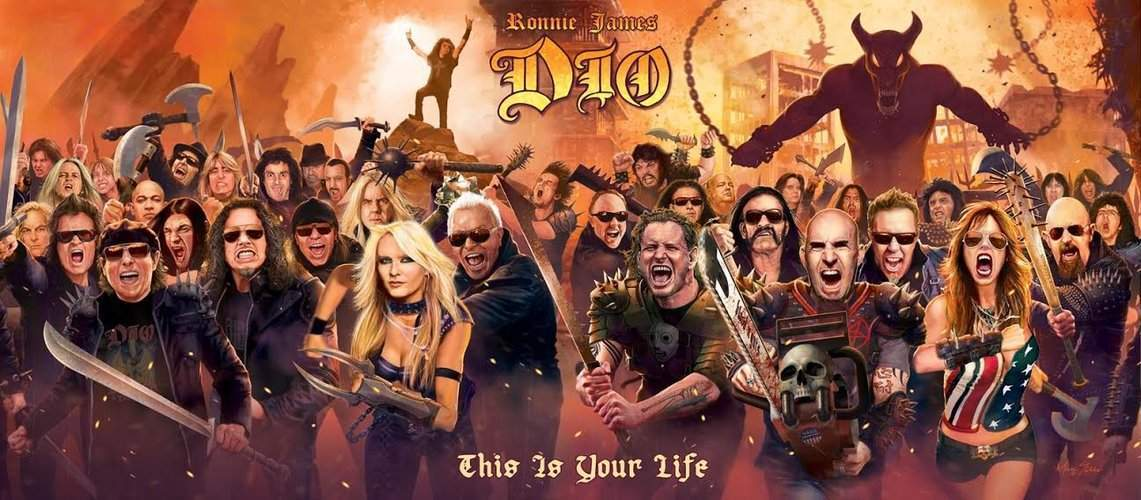 VARIOUS ARTISTS - This Is Your Life