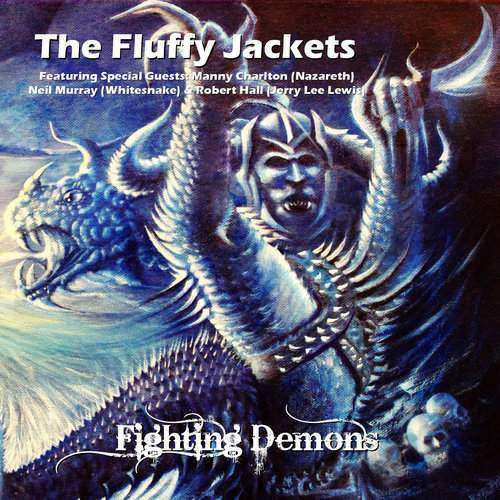 THE FLUFFY JACKETS - Fighting Demons