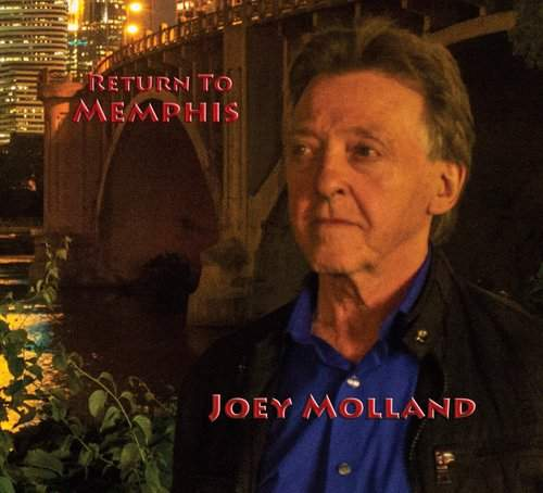 JOEY MOLLAND - Return To Memphis