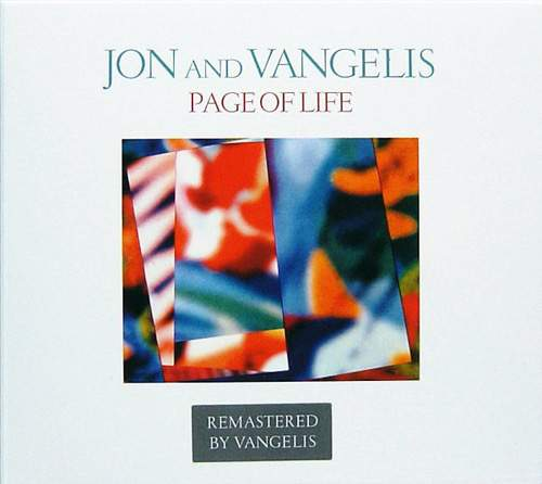 JON AND VANGELIS - Page Of Life