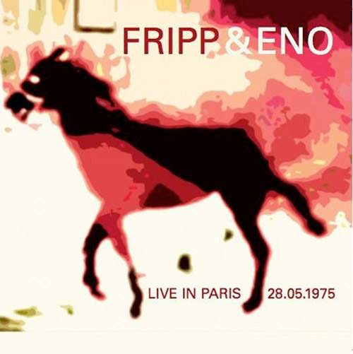 FRIPP & ENO - Live in Paris 28.05.1975