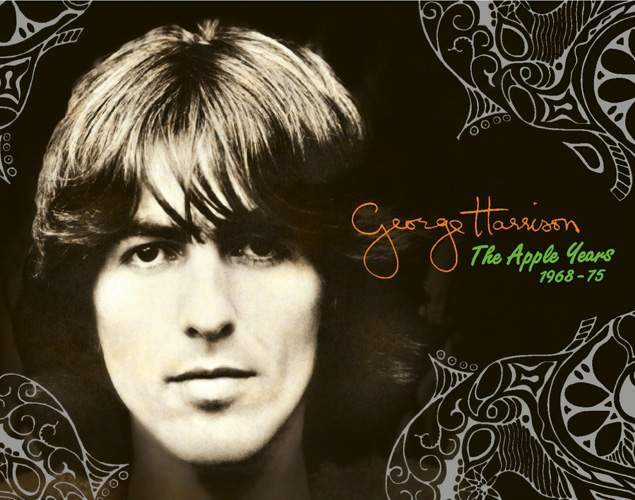 GEORGE HARRISON - The Apple Years 1968-1975