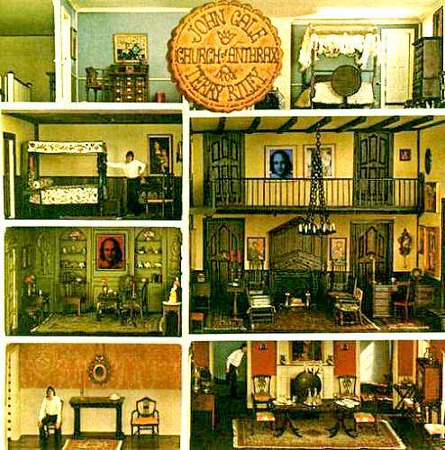 JOHN CALE & TERRY RILEY - Church Of Anthrax