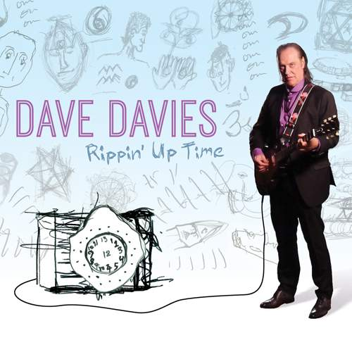 DAVE DAVIES - Rippin' Up Time