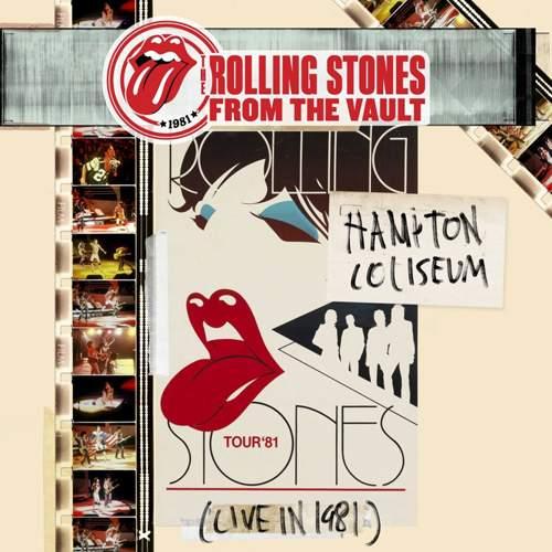 THE ROLLING STONES - Hampton Coliseum – Live In 1981