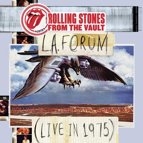 THE ROLLING STONES - LA Forum – Live In 1975