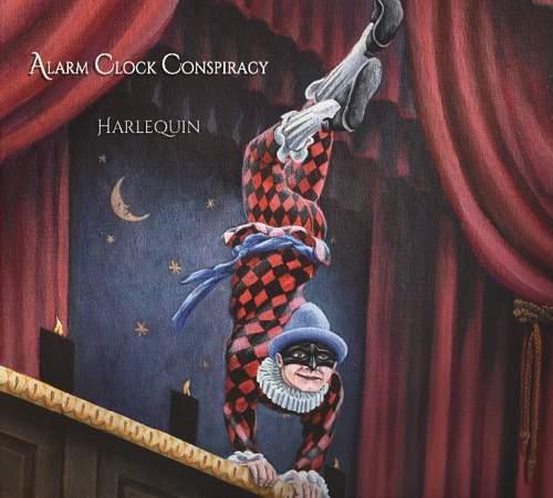 ALARM CLOCK CONSPIRACY - Harlequin
