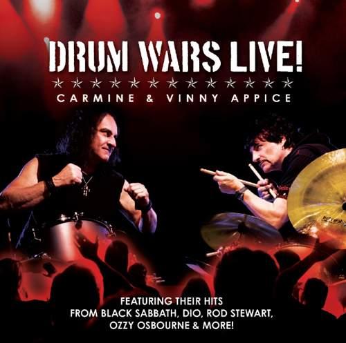 CARMINE & VINNY APPICE - Drum Wars Live