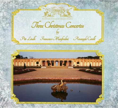 PÄR LINDH - Three Christmas Concertos