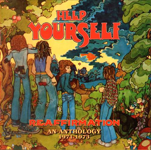HELP YOURSELF - Reaffirmation: An Anthology 1971-1973