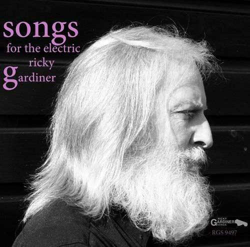 RICKY GARDINER - Songs For The Electric