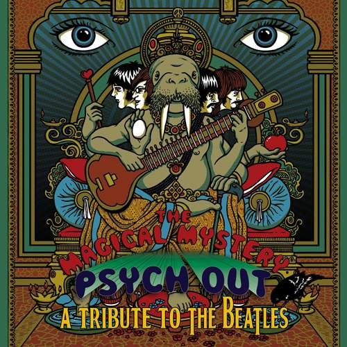 VARIOUS ARTISTS - The Magical Mystery Psych Out