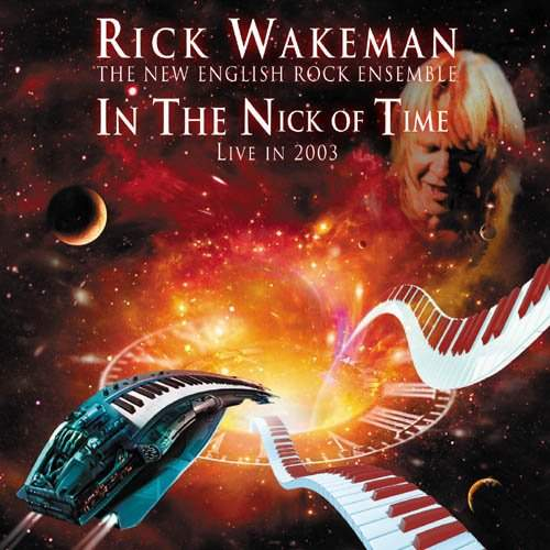 RICK WAKEMAN - In The Nick Of Time