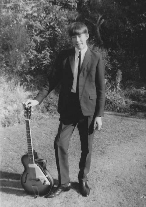 Dave Ball, c. 1964
