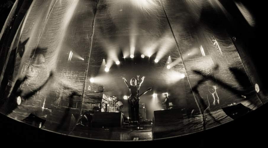 Steven Wilson in concert © Joe del Tufo