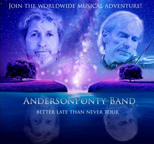 AndersonPonty Band - Better Late Than Never