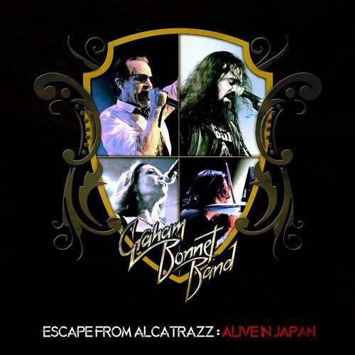bonnetlive15GRAHAM BONNET BAND - Escape From Alcatrazz: Alive In Japan