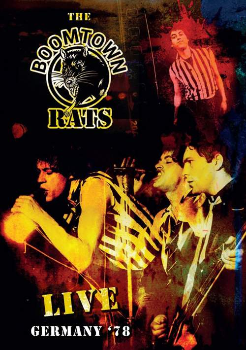 THE BOOMTOWN RATS - Live in Germany '78