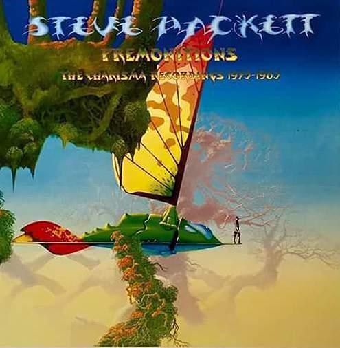 STEVE HACKETT - Premonitions