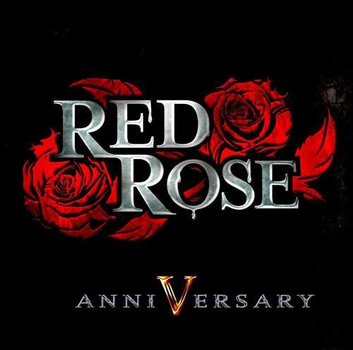RED ROSE - Anniversary