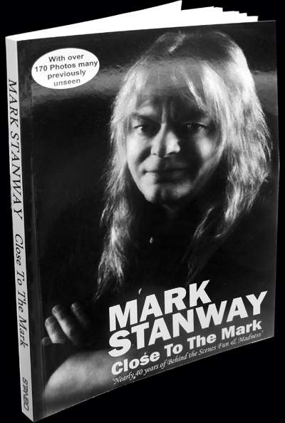 MARK STANWAY - Close To The Mark