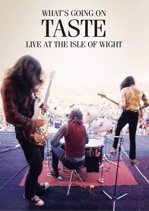 TASTE - What's Going On - Live At The Isle Of Wight