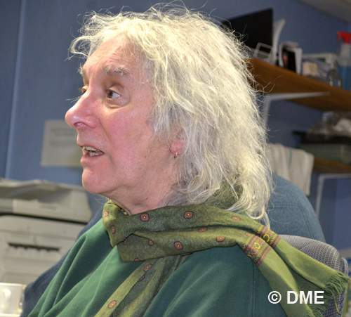 Albert Lee during the interview / Photo © Eugene Bychkov