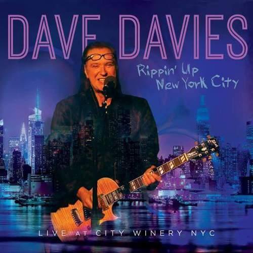 DAVE DAVIES - Rippin' Up New York City