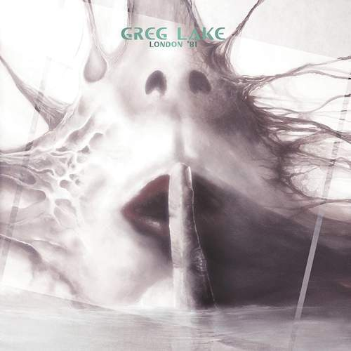 GREG LAKE – London '81