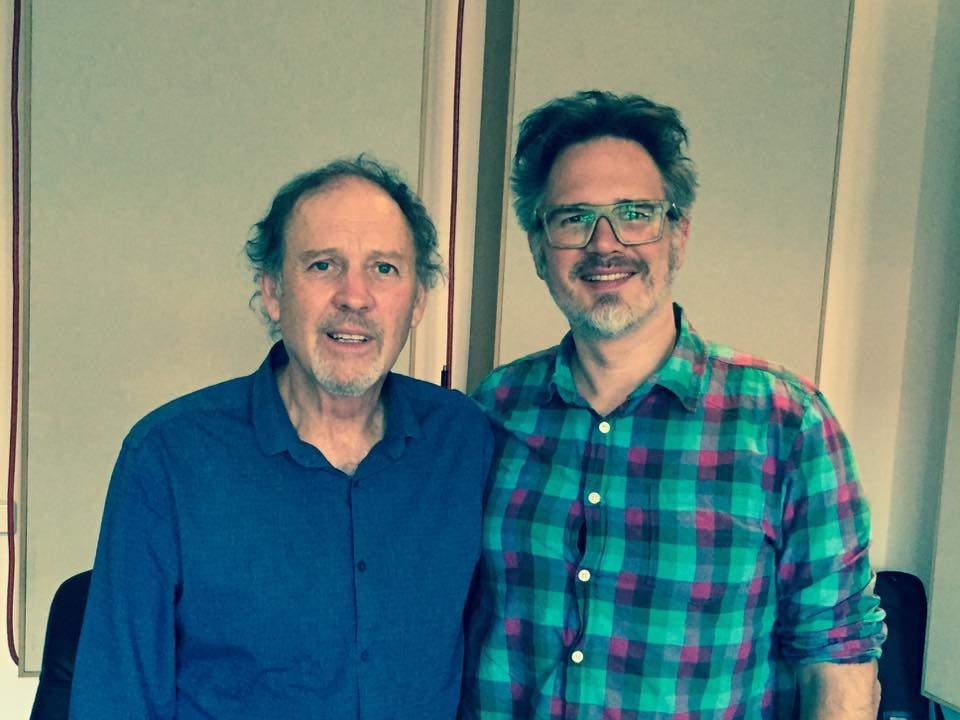 David Cross and Markus Reuter