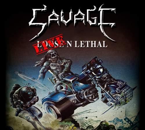 SAVAGE - Live 'N Lethal