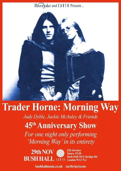 TRADER HORNE Poster