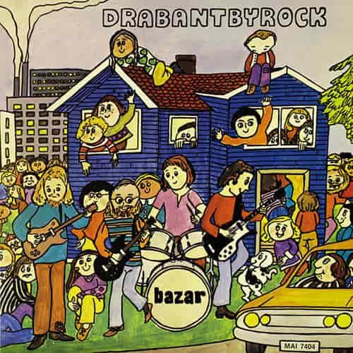 BAZAR - Drabantbyrock